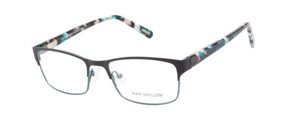 product image of Kam Dhillon 3056 Black Teal