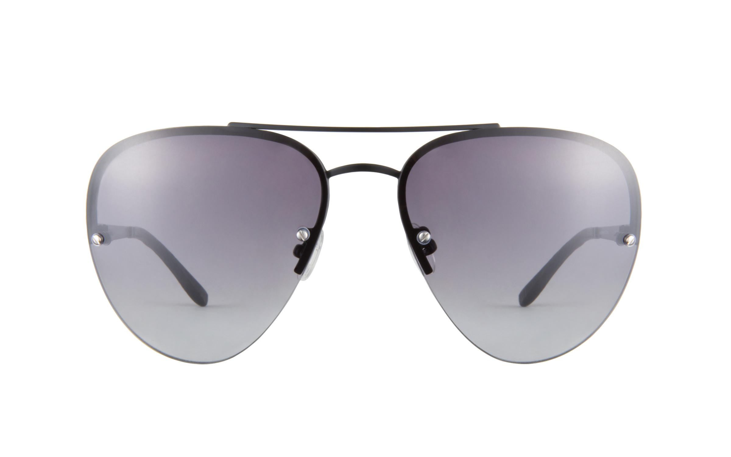 Kam Dhillon 306S Black Sunglasses