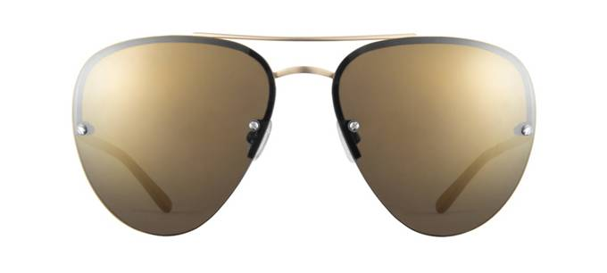 product image of Kam Dhillon 306S Gold Mirrored