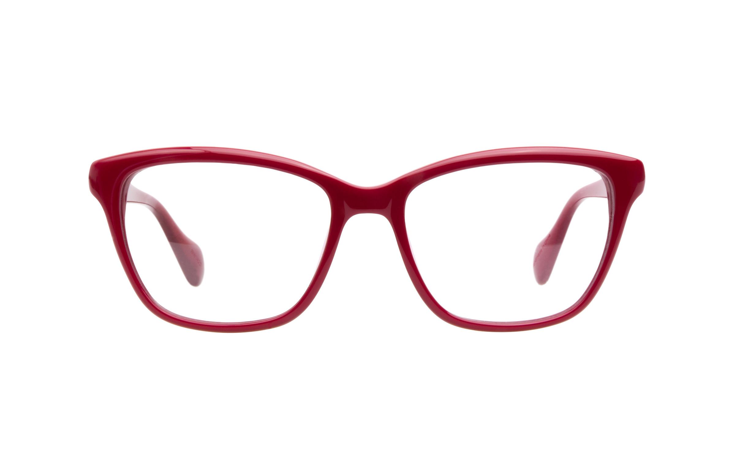 http://www.coastal.com/ - Kam Dhillon Women's Glasses Cat-Eye Red Acetate Online Coastal