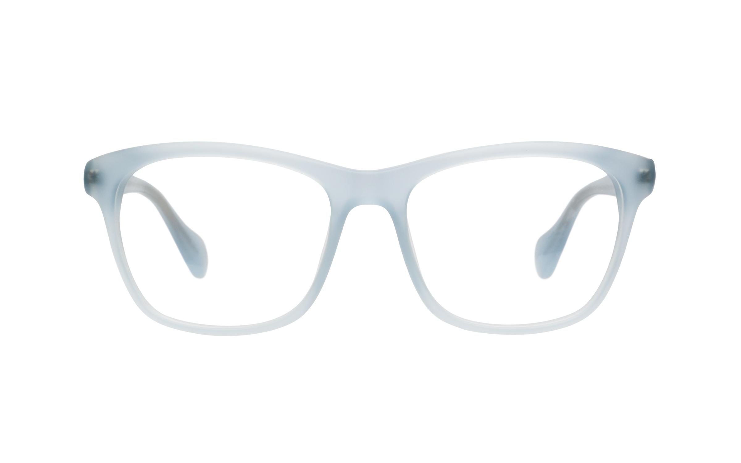 Women's Rectangular Glasses Blue Kam Dhillon Online Coastal