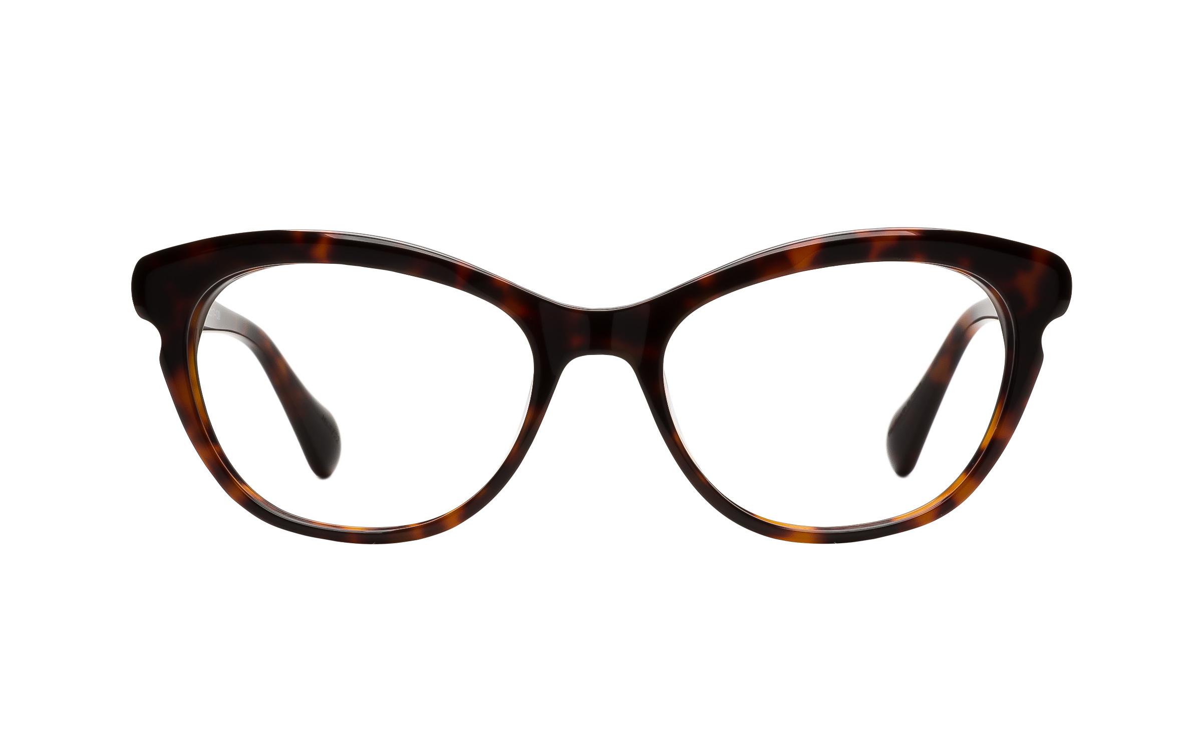 Kam Dhillon 3083 Claudia Havana Glasses, Eyeglasses & Fra...