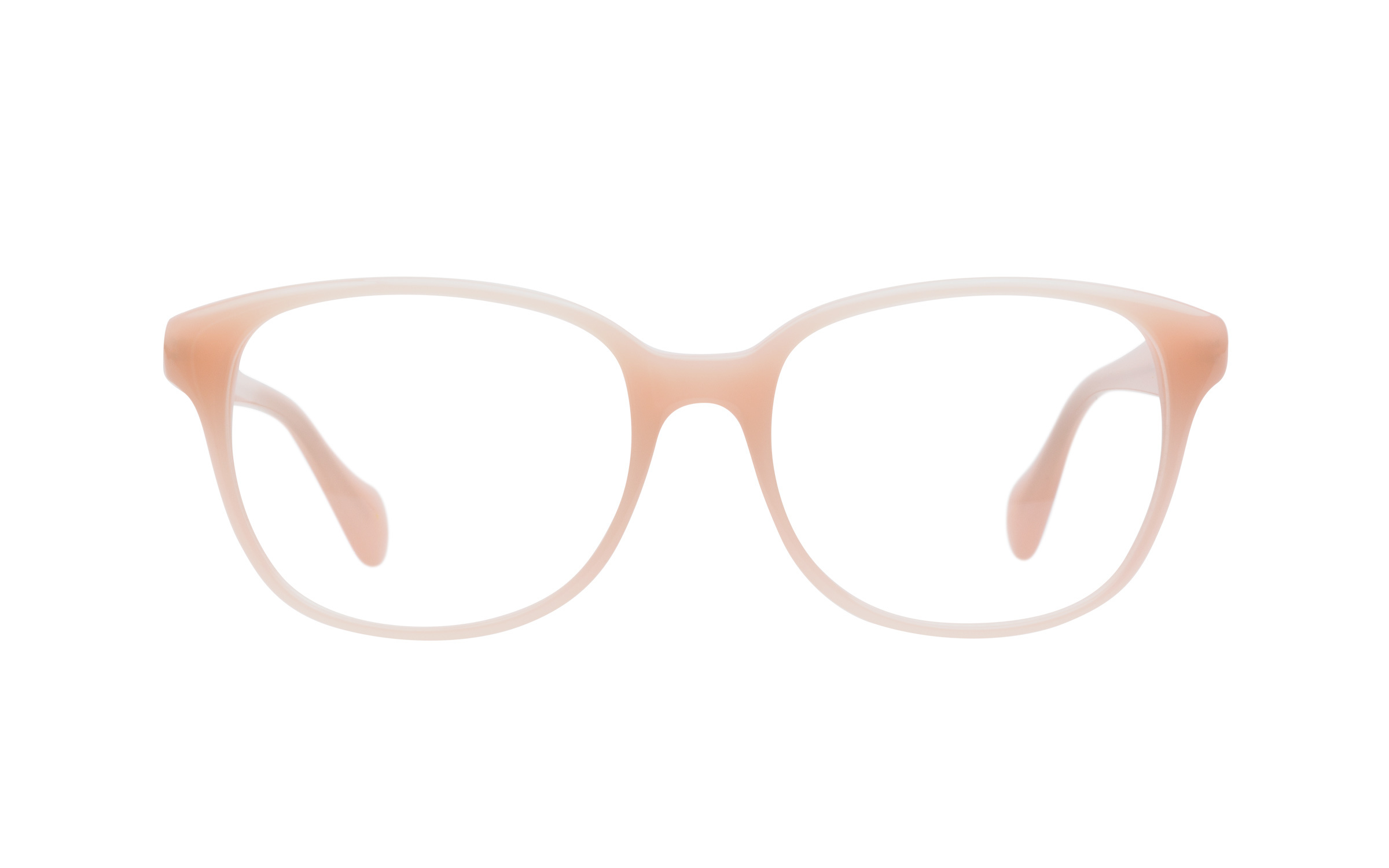 Women's Oversized Glasses Pink Kam Dhillon Online Clearly
