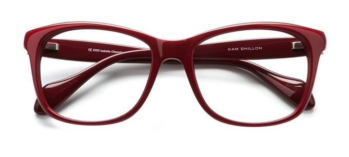 Red Glasses - buy red frames online | Coastal