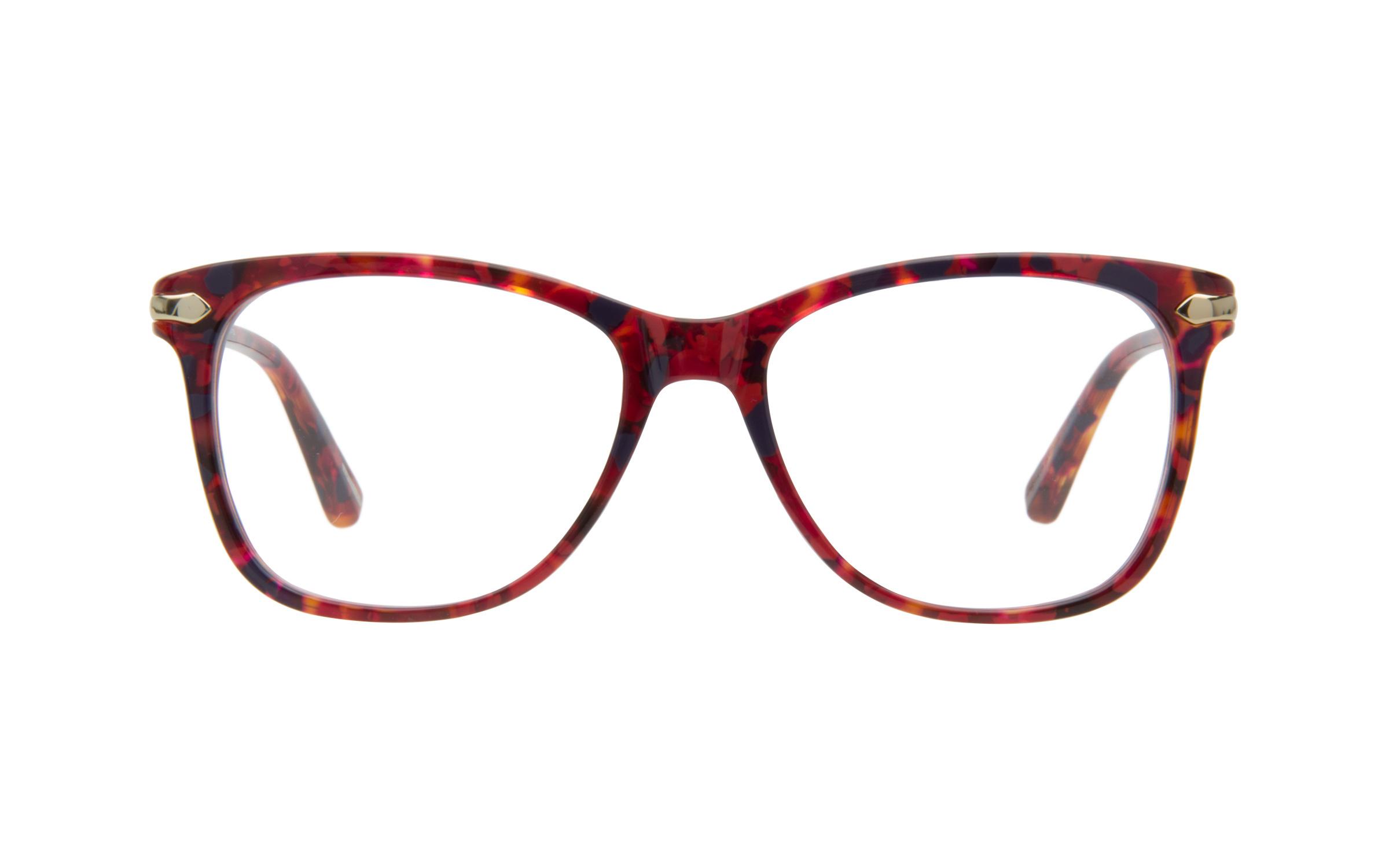 Kam Dhillon Oryx 3090 Marrakesh Red Eyeglasses and Frames...