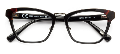 product image of Kam Dhillon Montecito Toucan Black