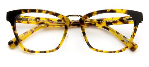 product image of Kam Dhillon Montecito Yellow Tortoise