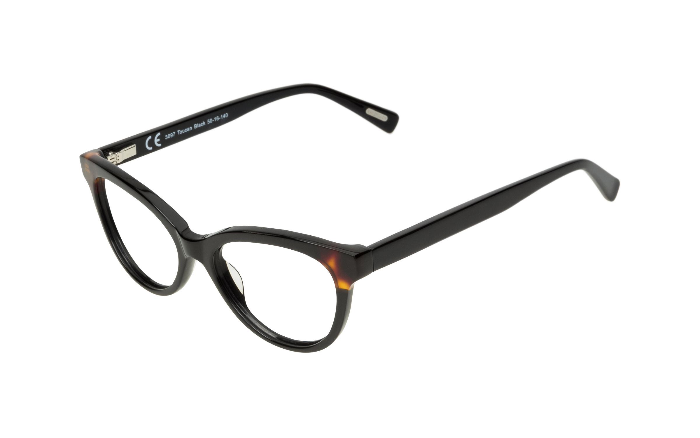 Women's Vintage Glasses Black Kam Dhillon Online Clearly