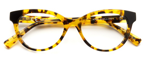 product image of Kam Dhillon Crestallina Yellow Tortoise