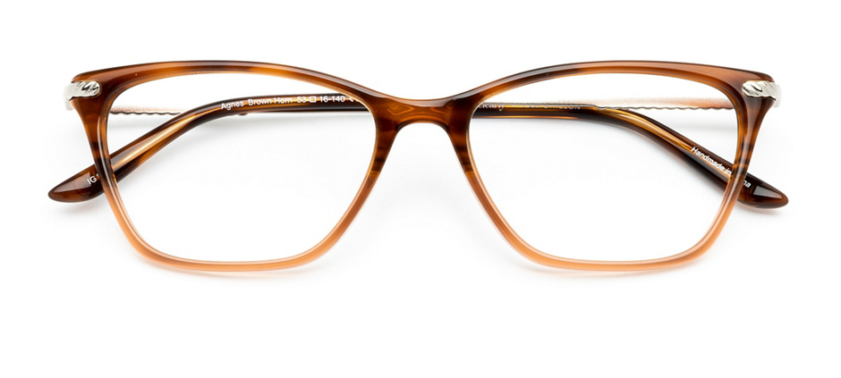 product image of Kam Dhillon Agnes-53 Brown Horn