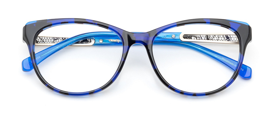 product image of Kam Dhillon Ava-54 Blue Havana