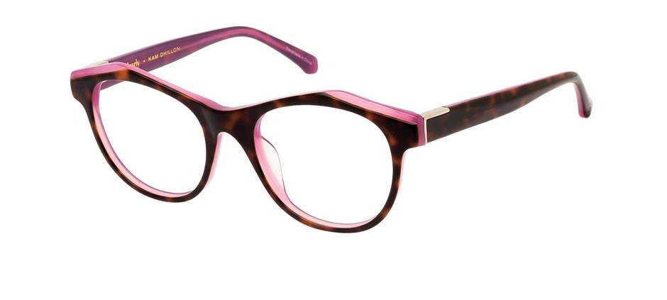 product image of Kam Dhillon Betty-52 Pink Havana