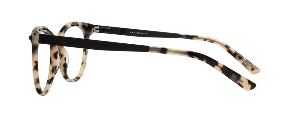product image of Kam Dhillon Brinkley-54 White Tortoise