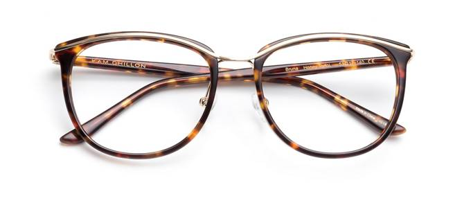 product image of Kam Dhillon Bruna-53 Honey Tortoise