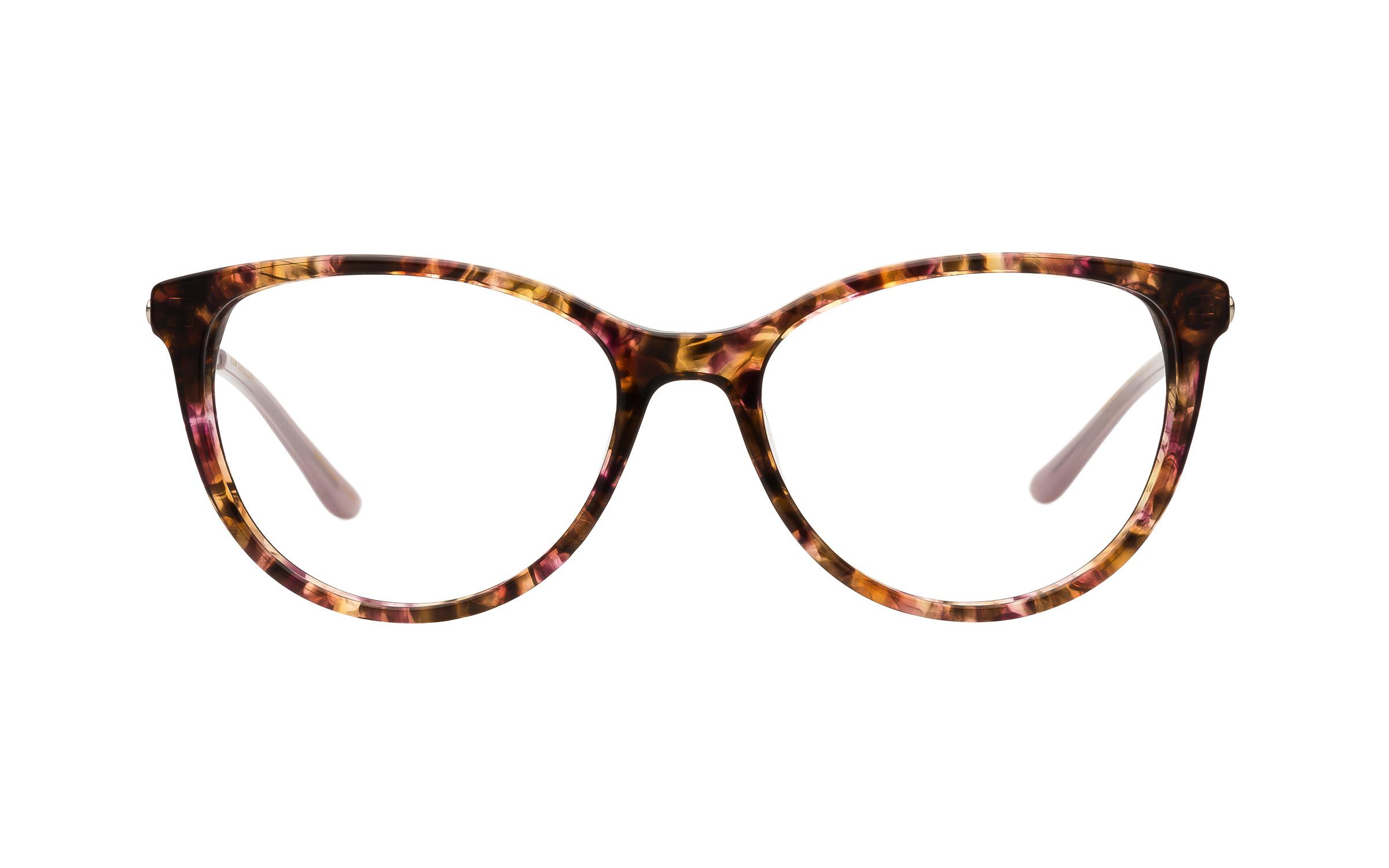 Kam Dhillon Women's Glasses Cat-Eye Tortoise/Purple/Brown Acetate/Metal Online Coastal