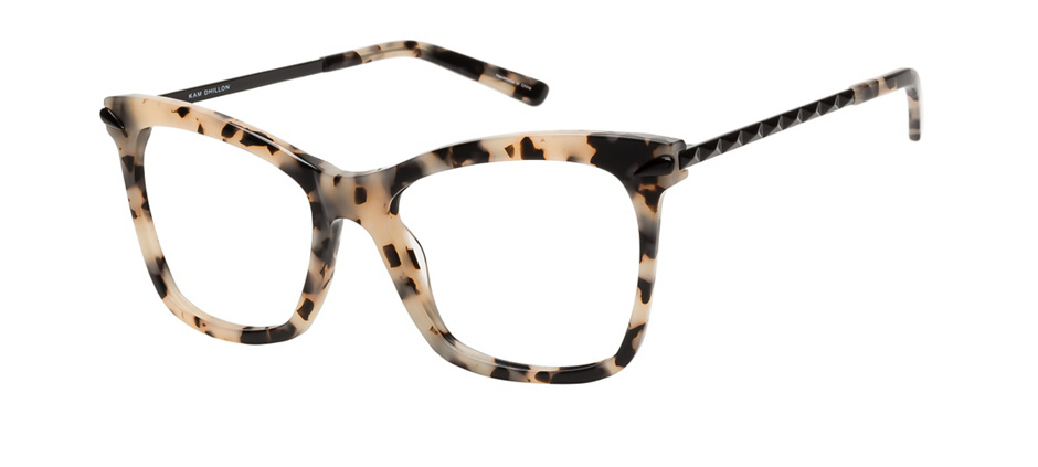 product image of Kam Dhillon Crawford-54 White Tortoise