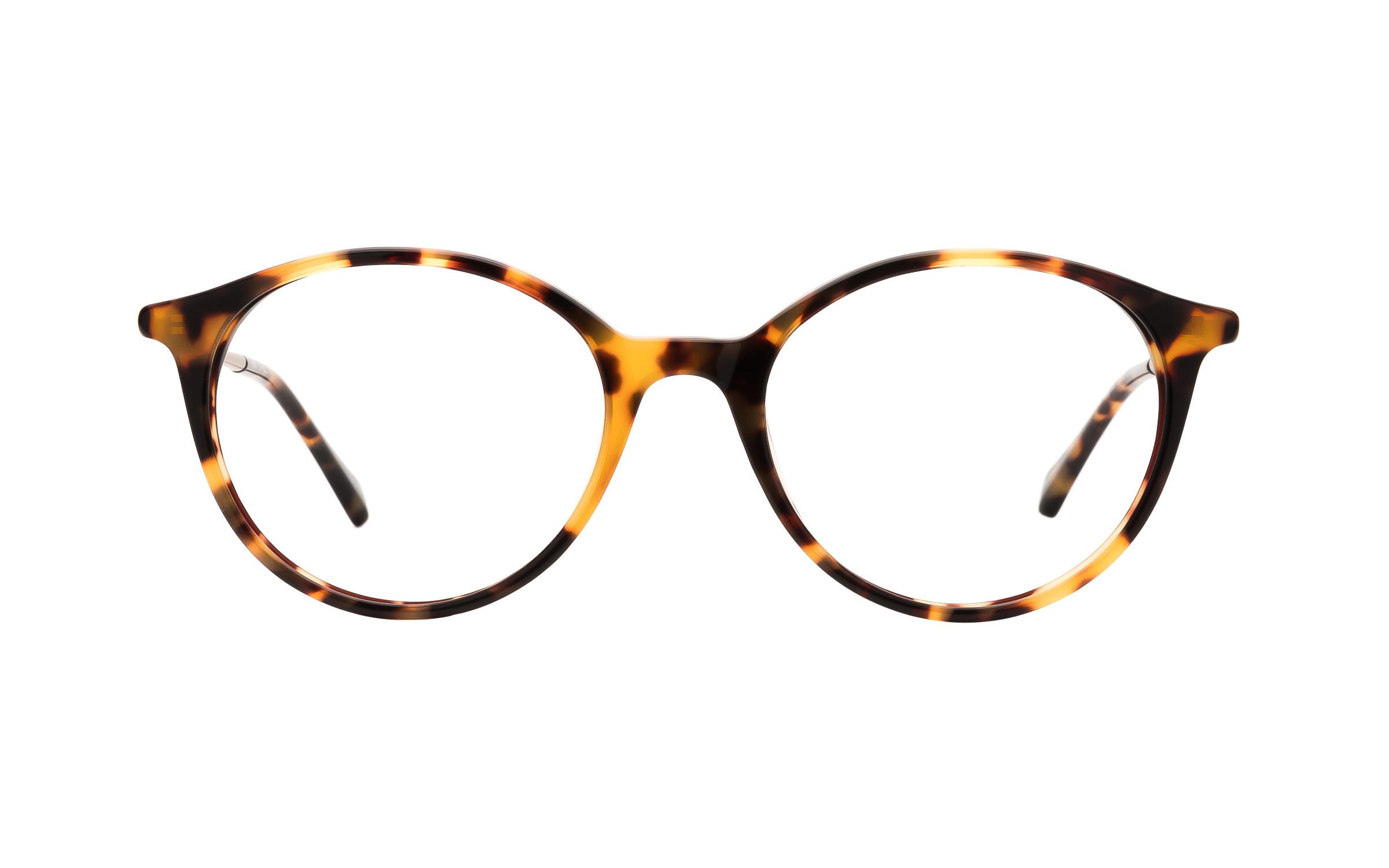 Kam_Dhillon_Womens_Glasses_Round_TortoiseBrownYellow_PlasticMetal_Online_Coastal