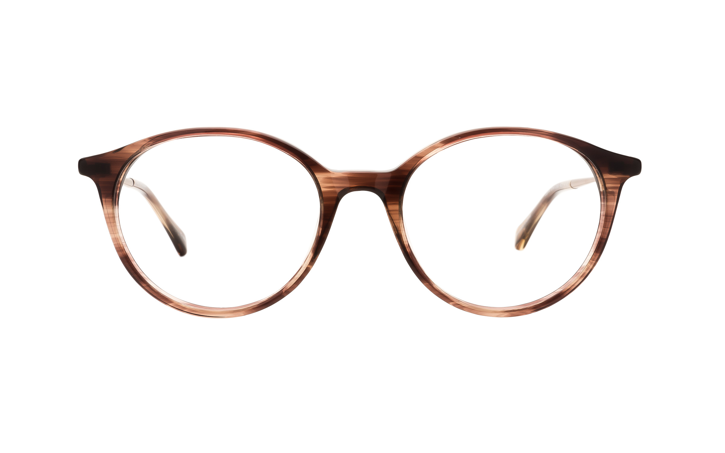 Kam_Dhillon_Womens_Glasses_Round_BrownClear_PlasticMetal_Online_Coastal