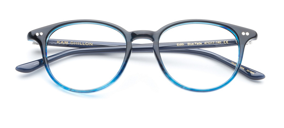 product image of Kam Dhillon Edith-47 Bleu estompé