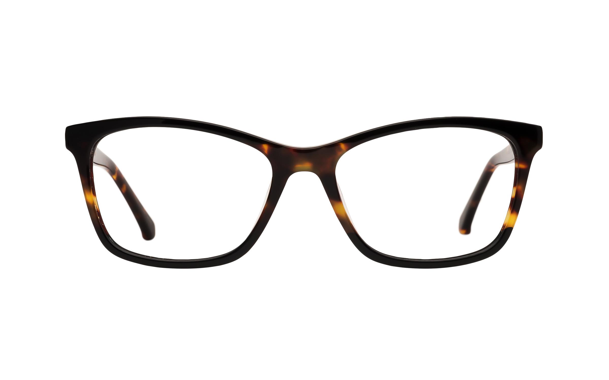 Kam Dhillon Women's Glasses D-Frame Black/Tortoise Acetate Online Clearly