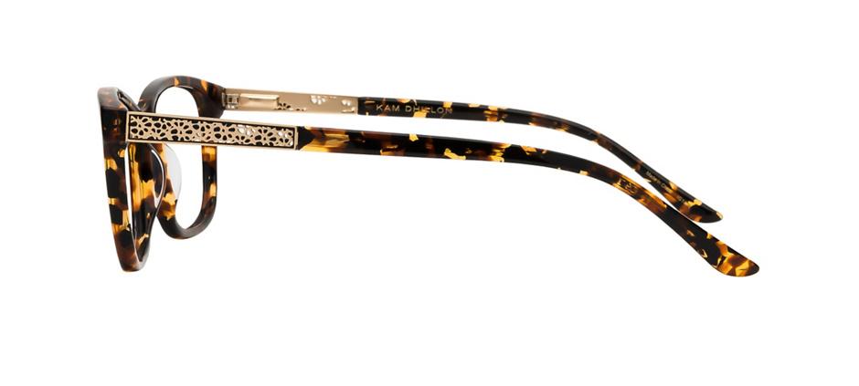 product image of Kam Dhillon Florence-53 Black Havana