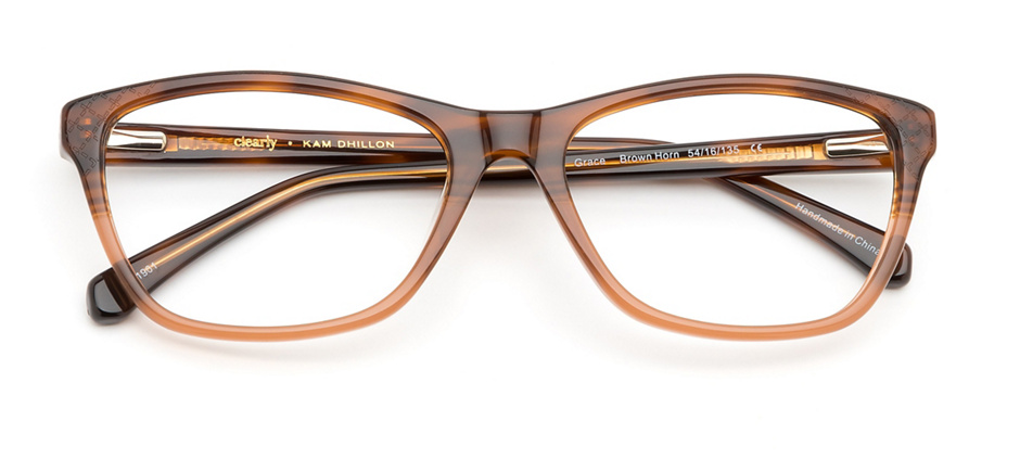 product image of Kam Dhillon Grace-54 Brown Horn
