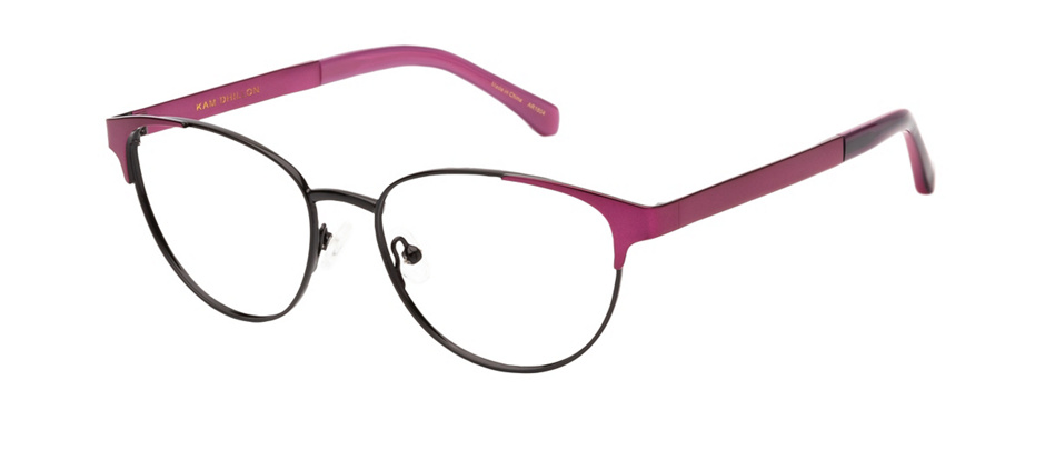 product image of Kam Dhillon Gwyneth-52 Black Fuchsia