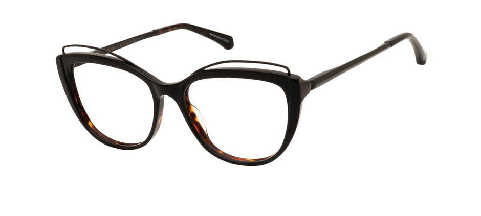 product image of Kam Dhillon Hannah-53 Black Havana