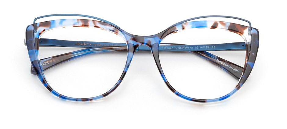 product image of Kam Dhillon Hannah-53 Blue Havana