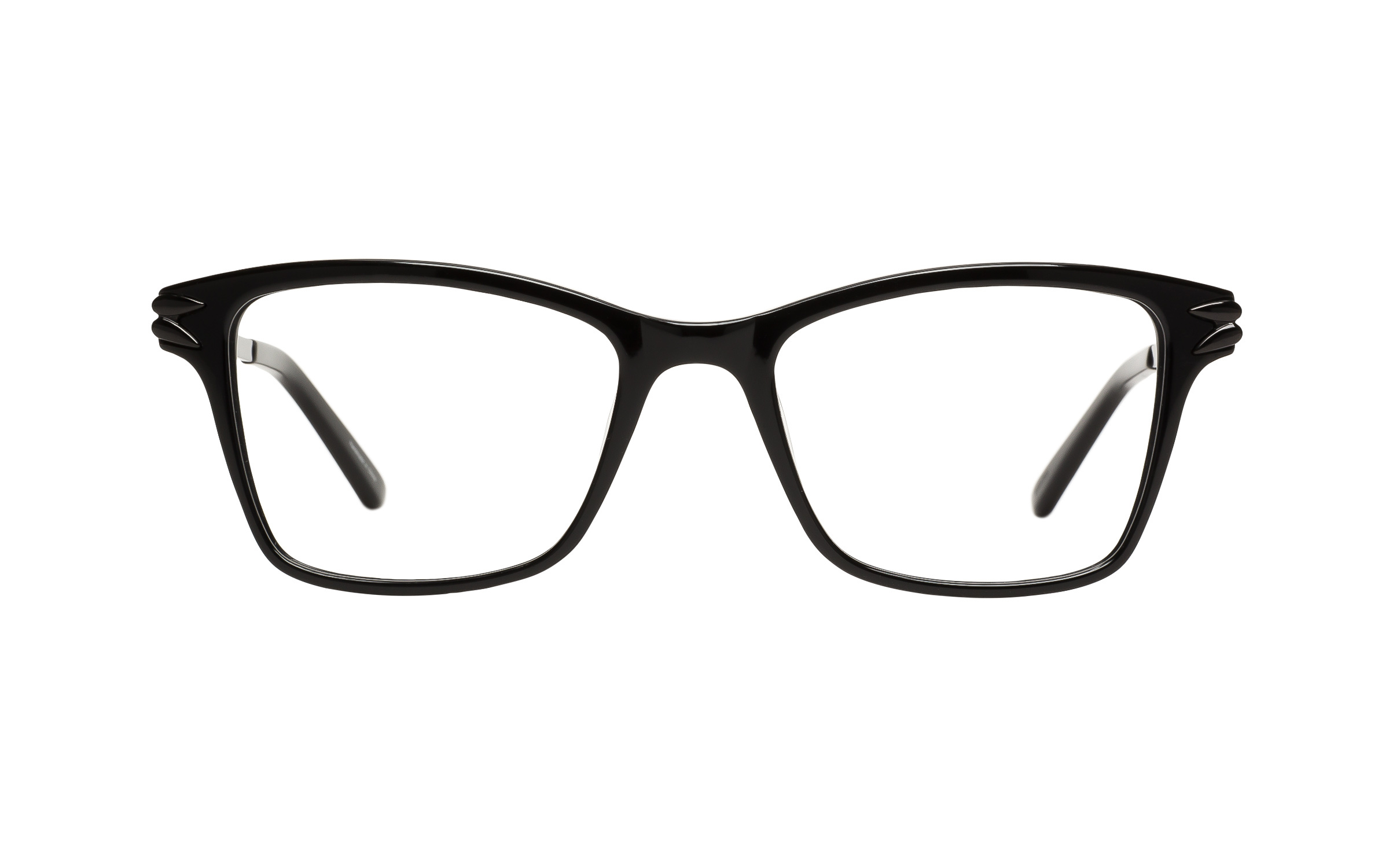 http://www.coastal.com/ - Women's D-Frame Glasses Black Kam Dhillon Online Coastal