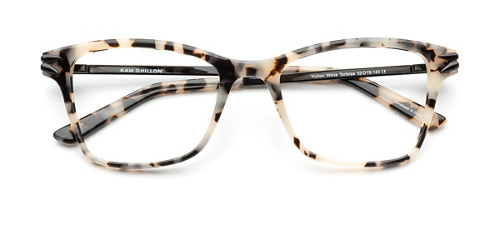 product image of Kam Dhillon Hutton-52 White Tortoise