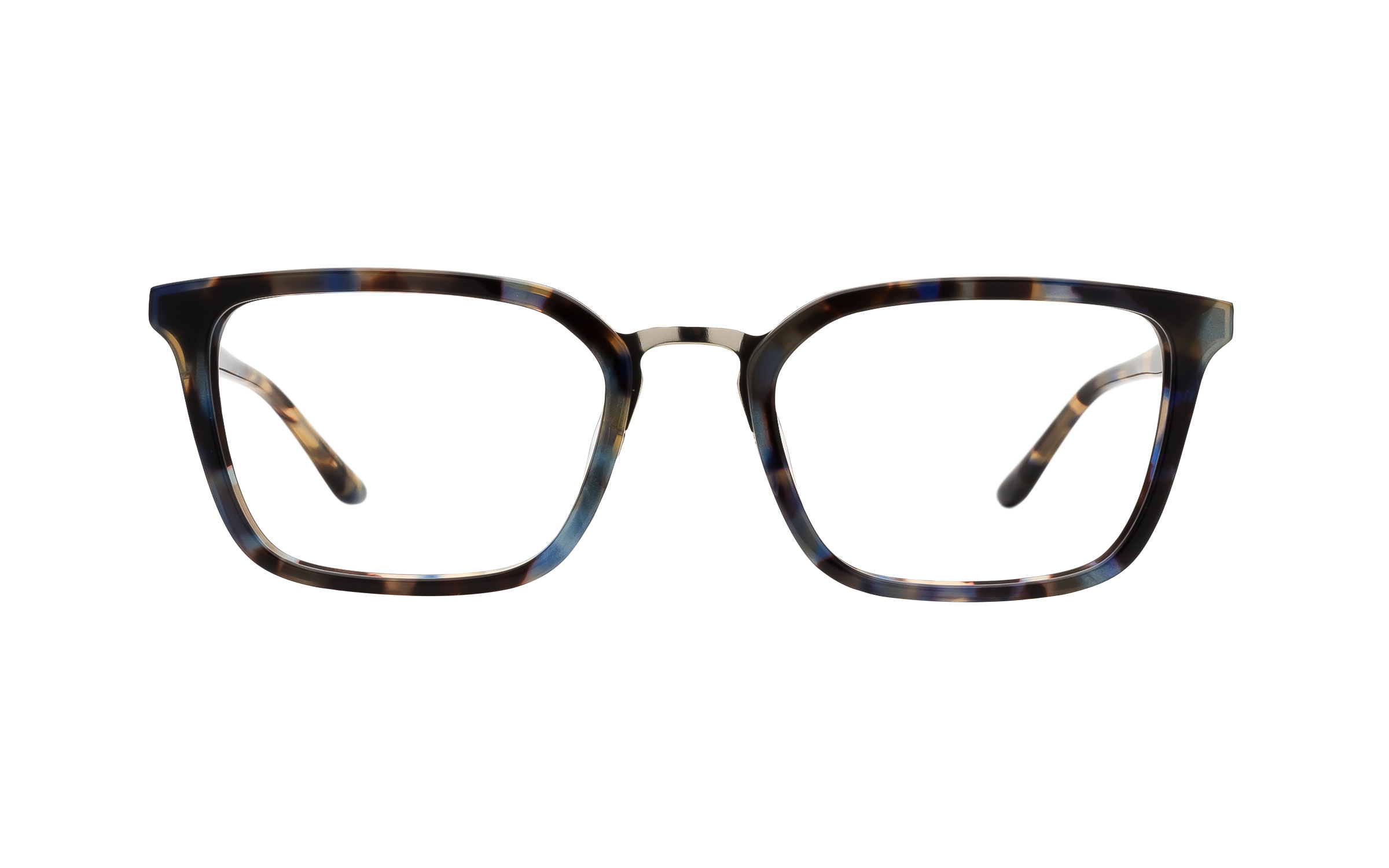 Kam Dhillon Women's Glasses Brown/Blue/Tortoise Acetate/Metal Online Clearly