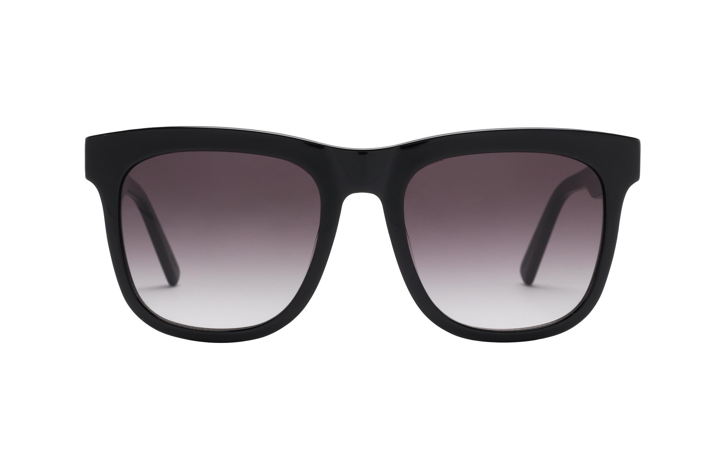 Kam Dhillon Juliette 54 Sunglasses In Black