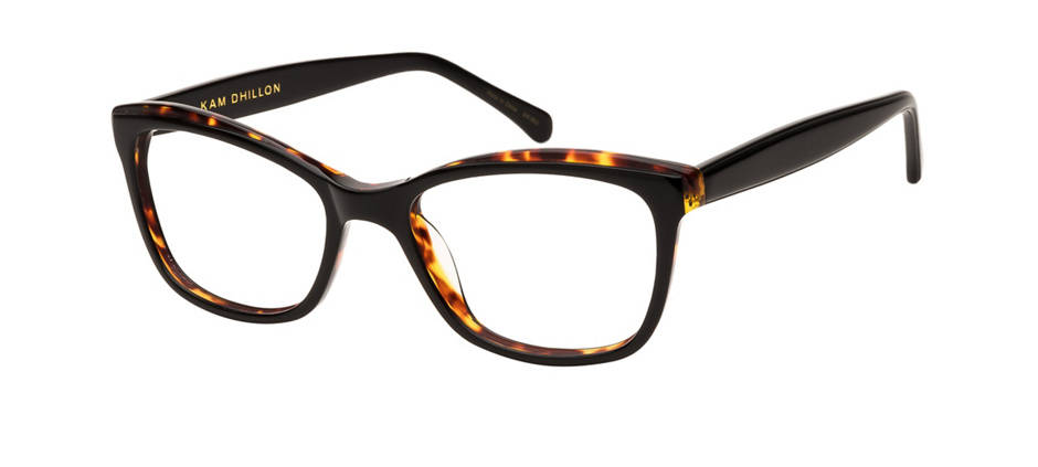 product image of Kam Dhillon Kate-55 Black Tortoise