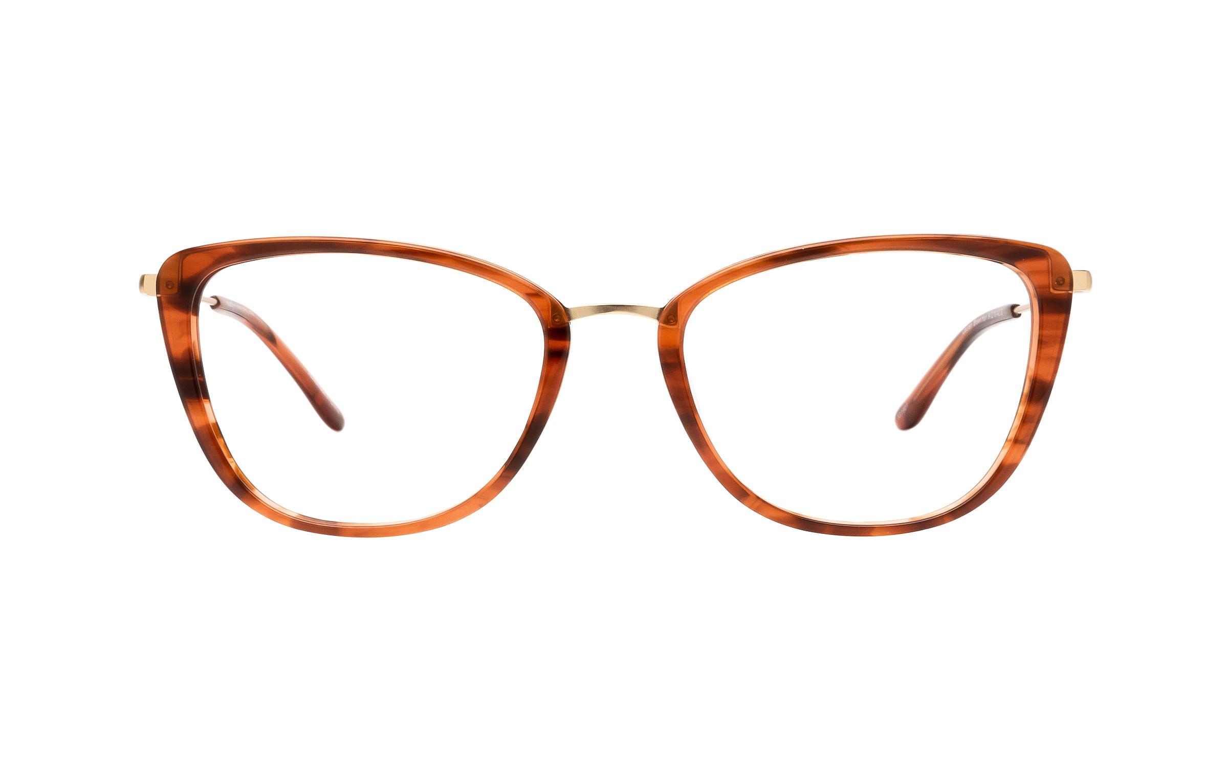 Kam Dhillon Lauren (54) Eyeglasses and Frame in Horn Brown | Acetate/Metal - Online Coastal