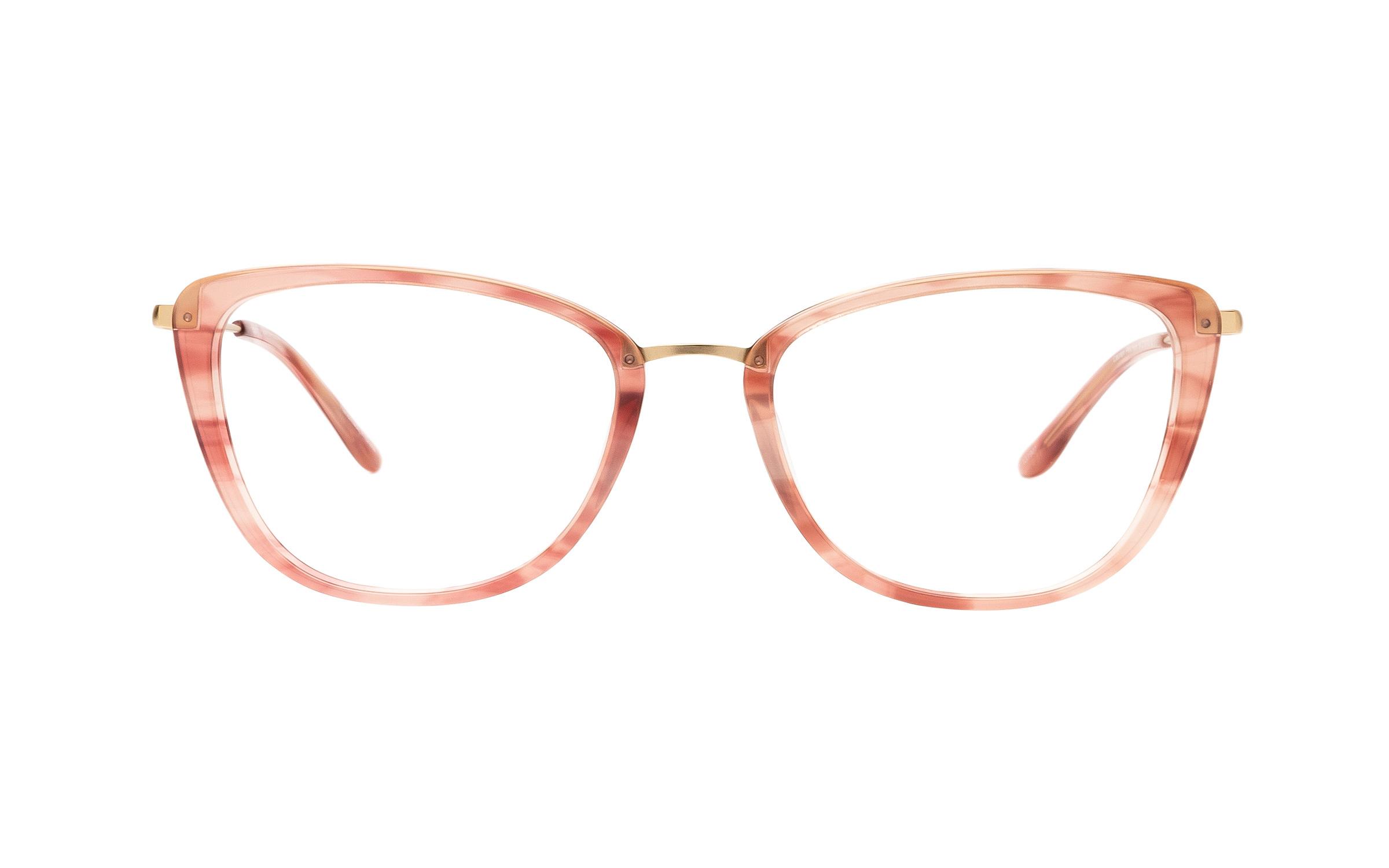 Kam Dhillon Lauren (54) Eyeglasses and Frame in Horn Pink | Acetate/Metal - Online Coastal
