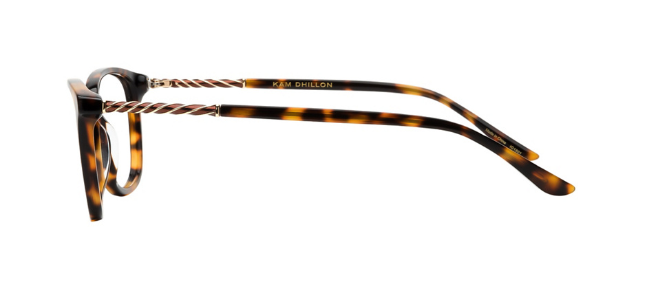 product image of Kam Dhillon Leila-54 Golden Tortoise