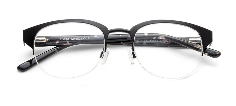 product image of Kam Dhillon Lucille-51 Black Tortoise