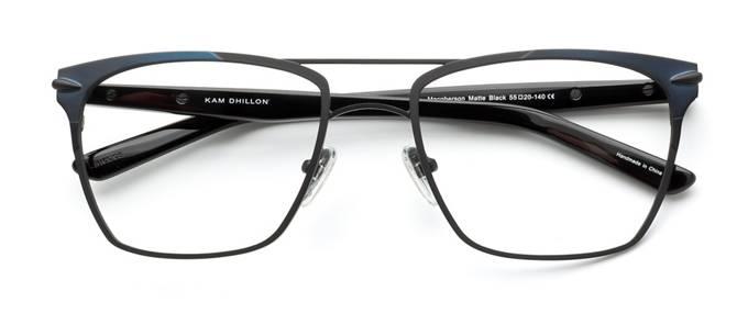 product image of Kam Dhillon Macpherson-55 Matte Black