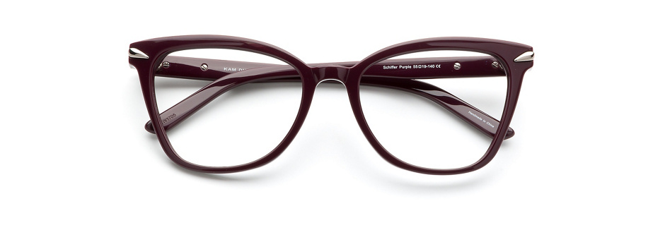 product image of Kam Dhillon Schiffer-55 Purple