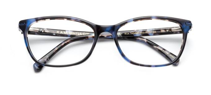 product image of Kam Dhillon Susan-57 Blue Tortoise