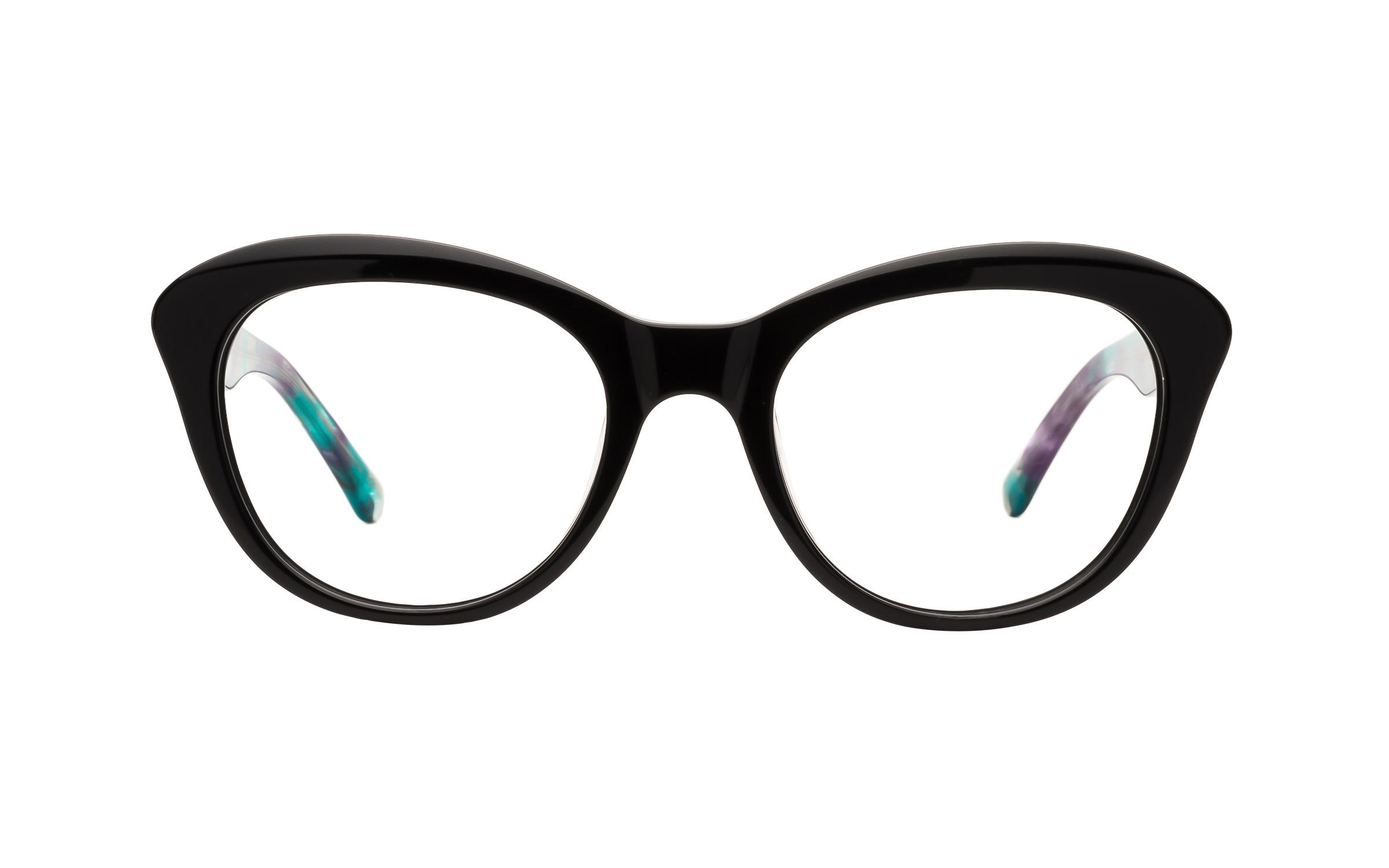 Kam_Dhillon_Womens_Glasses_CatEye_BlackBluePurple_Online_Coastal