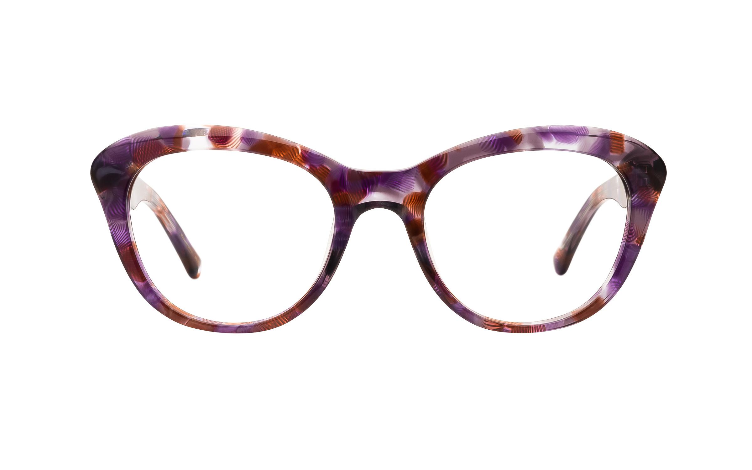 Kam_Dhillon_Womens_Glasses_CatEye_PurpleTortoise_Online_Coastal