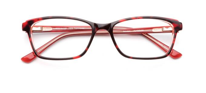 product image of Karen Kane Alyssum-52 Red Tortoise