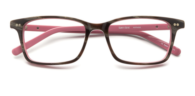 product image of Karen Kane Katniss Horn Pink