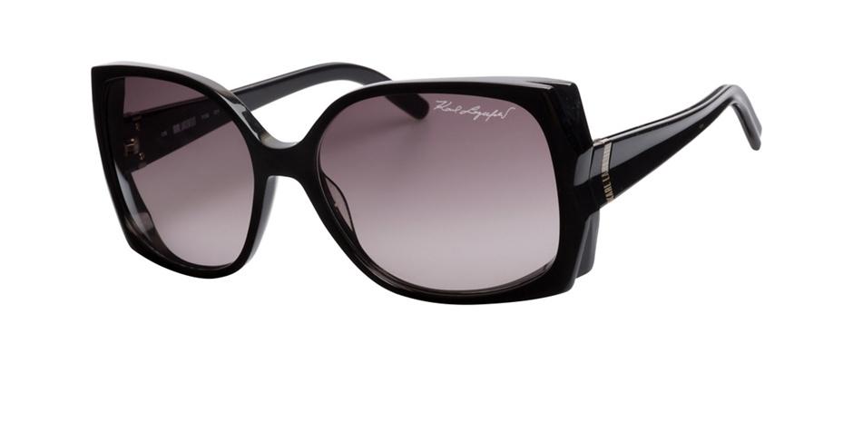 product image of Karl Lagerfeld KL713S-58 Black