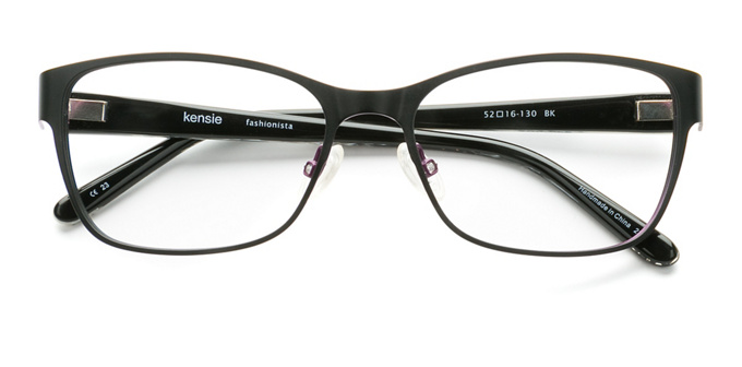 product image of Kensie Fashionista Black