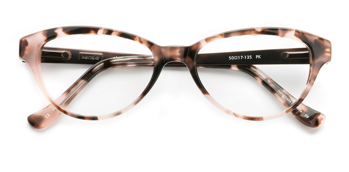 product image of Kensie Glam-50 Pink Tortoise