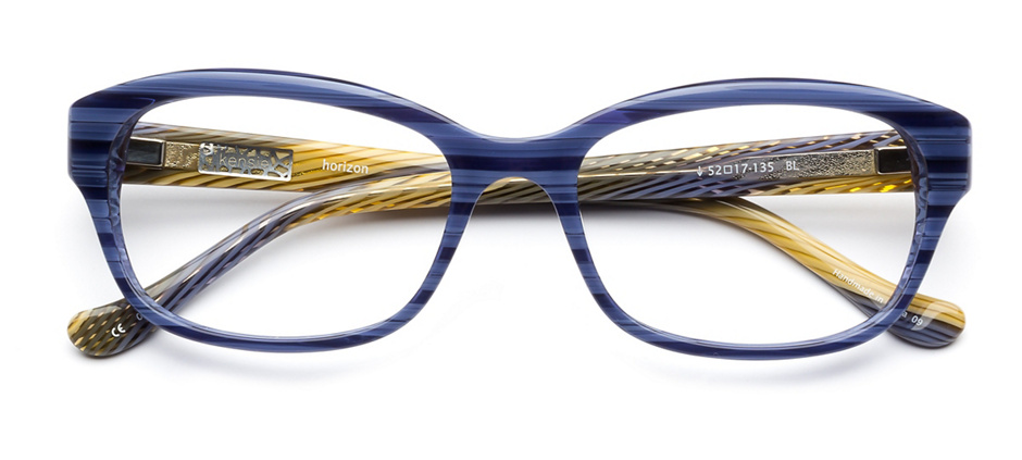 product image of Kensie Horizon-52 Bleu