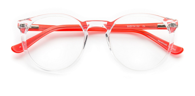 product image of Kensie Retro-50 Clear